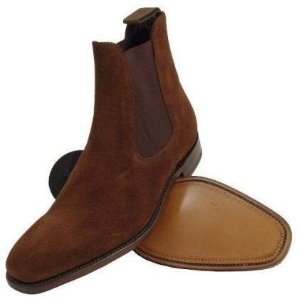 Made to Order Men Brown color Chels..