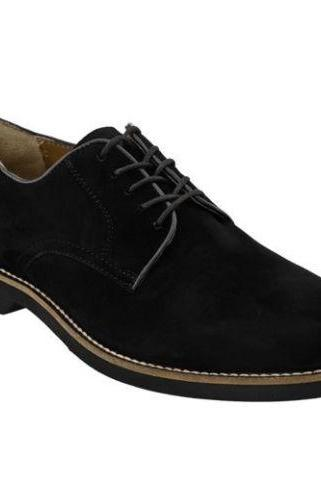 Handmade Mens BLACK CHUKKA SUEDE CASUAL LEATHER SHOES