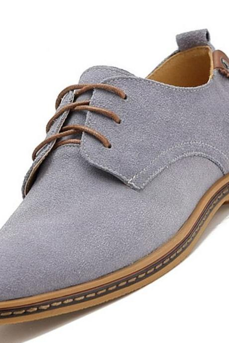 Customized Handmade Light Blue Color Derby Suede Leather Men's Formal Dress Shoes Contrast Sole And Back Pull Made To Order