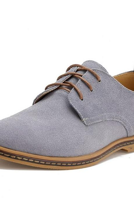 Customized Handmade Blue Color Derby Suede Leather Men's Dress Shoes Perfect Design Shoes With Back Pull And Contrast Sole Made To Order
